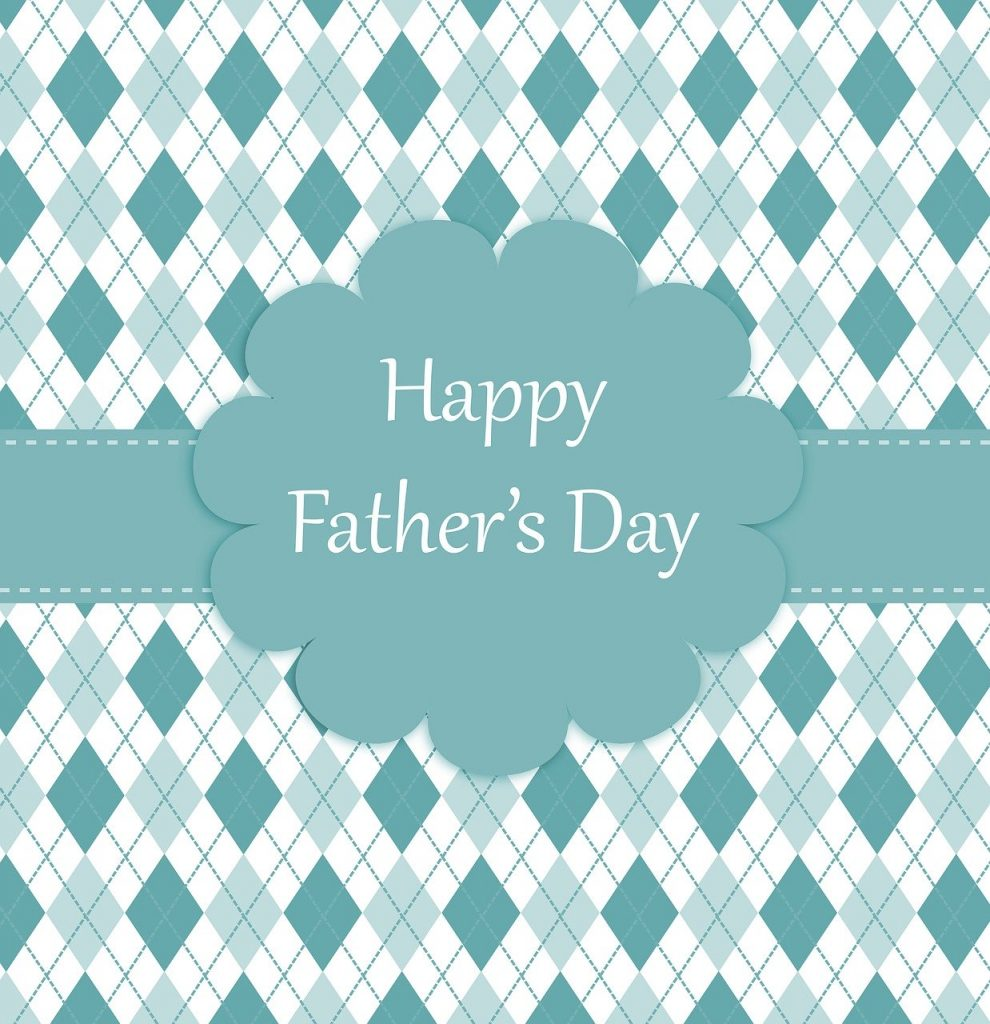 father's day card, happy father's day, card
